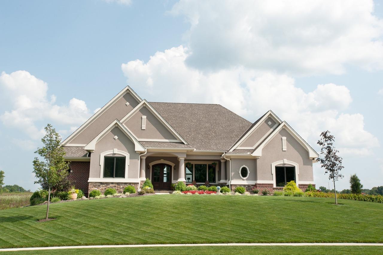 Dayton ohio custom built homes for sale radian custom for Custom homes for sale